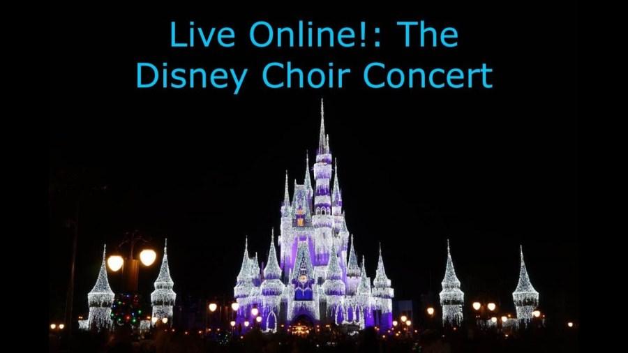 Mini Documentary: Disney Choir Concert