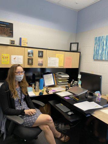 Profile: New counselor, Andrea Lanter