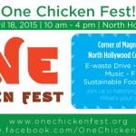 Banner for One Chicken Fest
