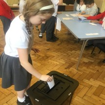 School Council Election Day 14
