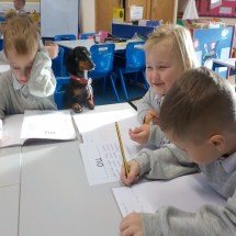 Going to Forest Club and Helping KS1 with their Learning - 6
