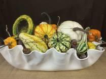 Pumpkin, Gourd Arrangement