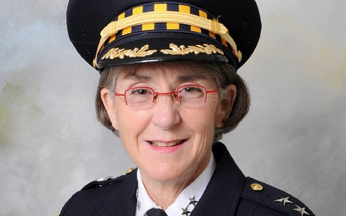 Oakland Police Chief Anne Kirkpatrick