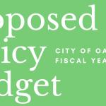 Council President Kaplan's Budget: Our Response