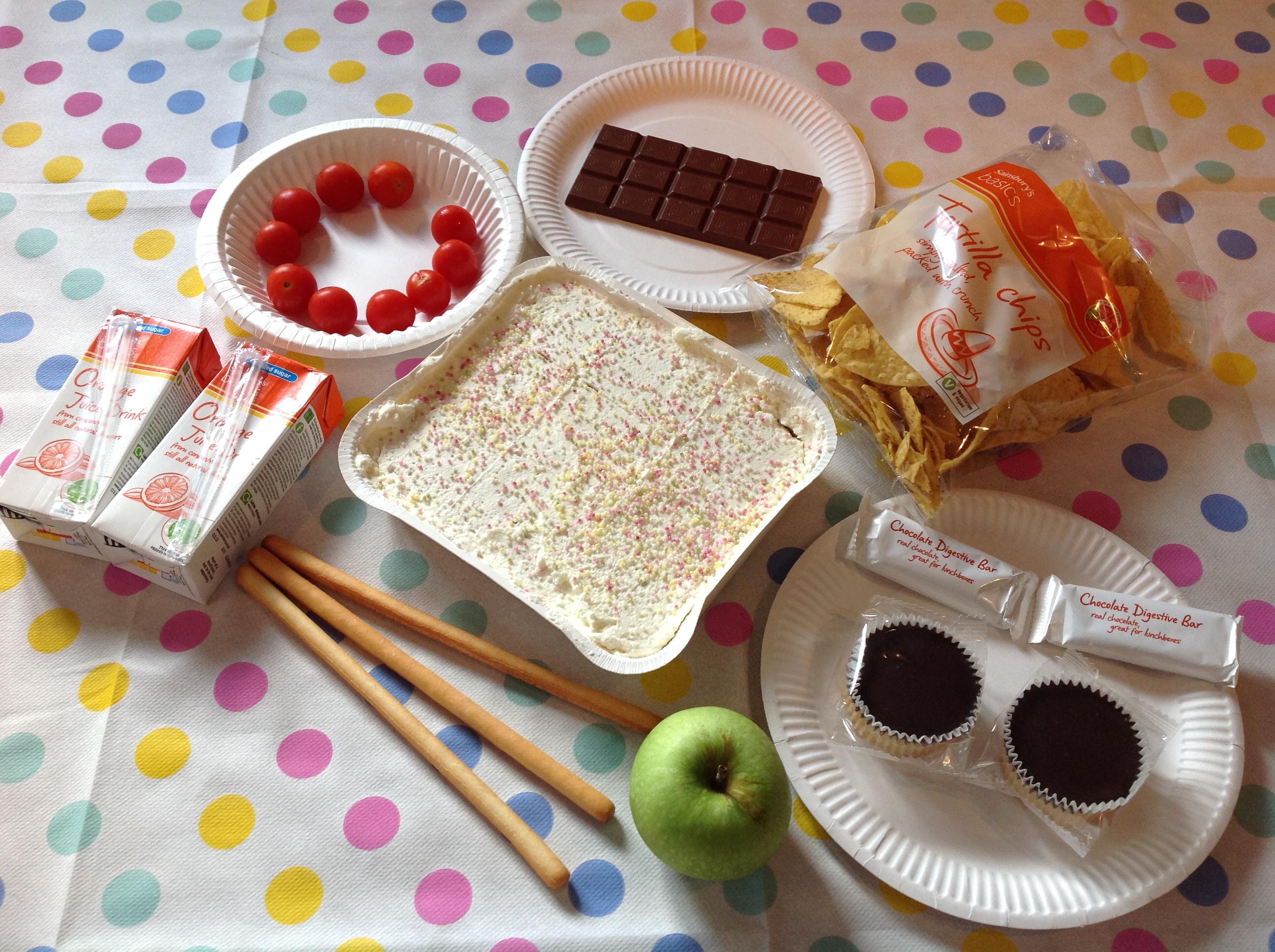 Fractions Week A Fair Feast Oakthorpe Primary