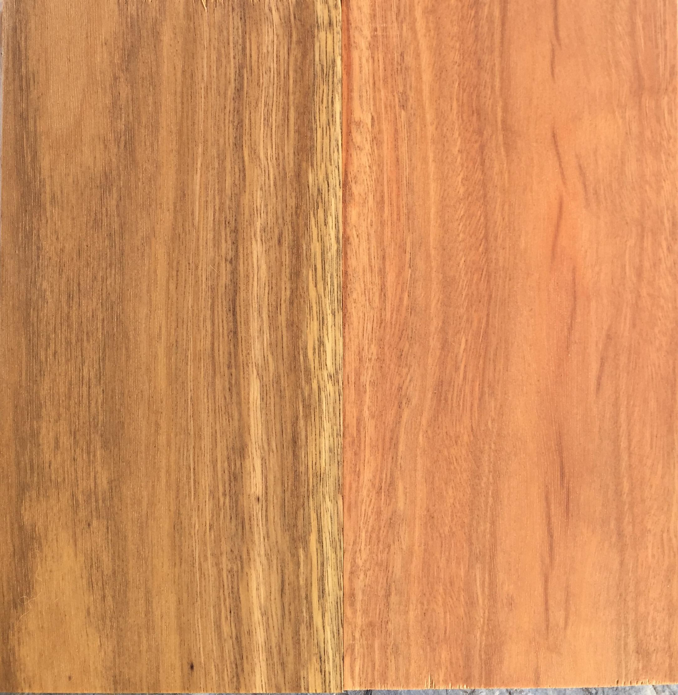 Bleach On Hardwood Floors