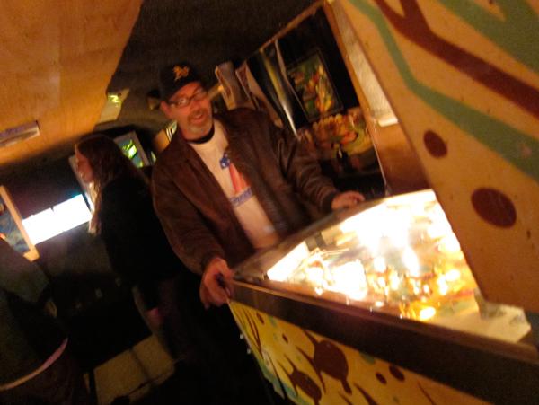 Lil Ju Ju Mobile Pinball Museum