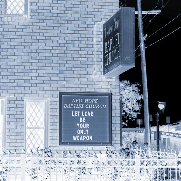 west oakland baptist church, church sign, church message