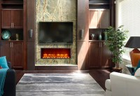 Electric Fireplaces - Affordable, Functional, and Easy to ...