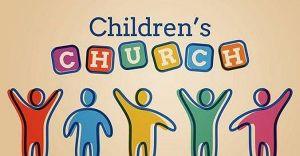 Children's Church Image