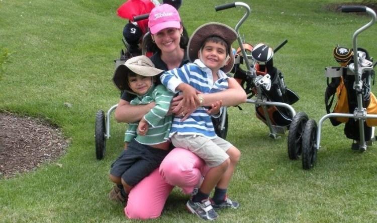 junior golf kids oakville golf
