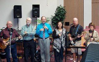 Watts Up Praise and Worship Band