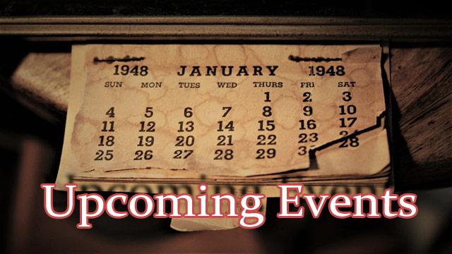 Upcoming Events at Oakwood United Methodist Church, Lubbock Texas