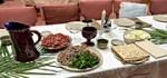 Maundy Thursday Ceremony, Traditional Food, Oakwood United Methodist Church, Lubbock Texas
