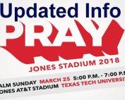 Pray Jones Stadium 2018 | Lubbock Texas