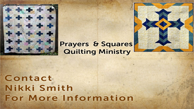 Prayers and Squares Quilting Ministry, Oakwood United Methodist Church, Lubbock Texas