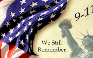 September 11th, Patriot Day, We Still Remember