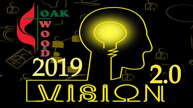 Vision 2.0 Church Family Progress Meeting, Oakwood United Methodist Church, Lubbock Texas