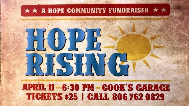 Hope Rising, Children Youth Outreach Community   Oakwood United Methodist Church, Lubbock Texas