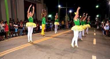 Escola de Dança Adorarte foi uma das atrações da feira