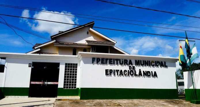 PREFEITURA MUNICIPAL DE EPITACIOLÂNDIA – AVISO DE LICITAÇÃO