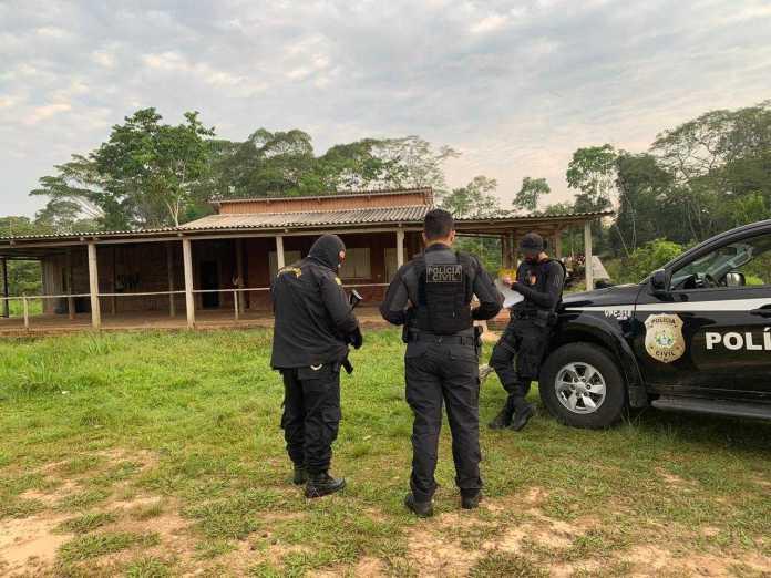 """Polícia cumpre 11 mandados durante operação """"Liberdade"""" contra faccionados e homicidas"""