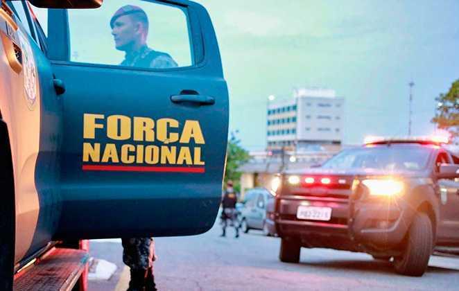 Força Nacional vai apoiar o Ibama em ações na Amazônia Legal