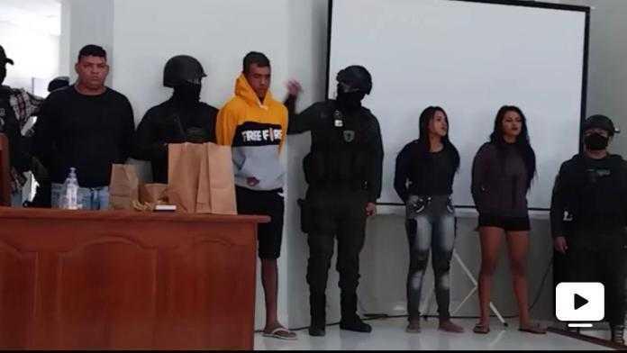 Acreanos são presos em Cobija; grupo planejava sequestros e roubos, diz polícia