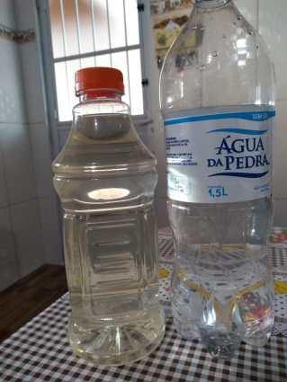 Corsan explica cor da água no final de semana