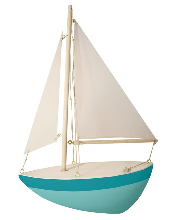 Fabriquer un petit voilier de bassin en bois  Oui Are Makers  Partageons notre crativit