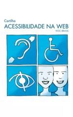 Capa do livro digital Cartilha de acessibilidade na web