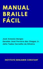 Capa do livro digital Manual Braille Fácil