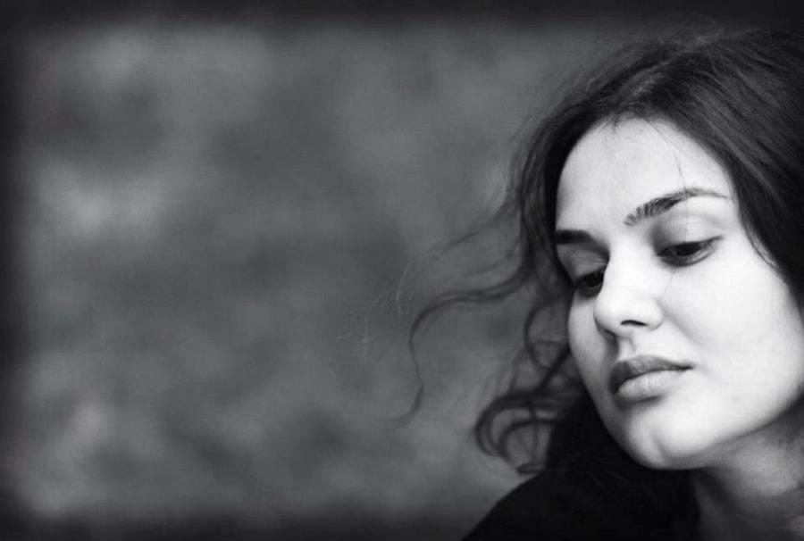 Mara Coman, redactor-sef Marie Claire Romania