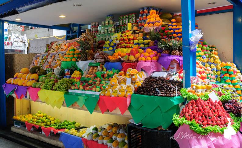 Mercado Municipal fruit