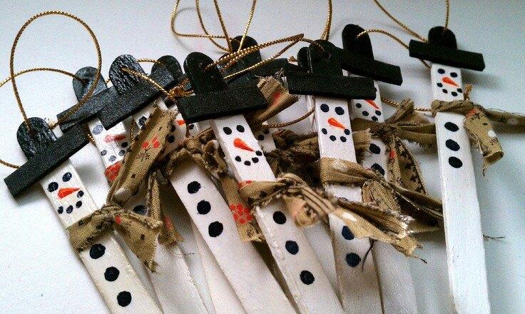Cele mai frumoase decoratiuni de Craciun, handmade (18)