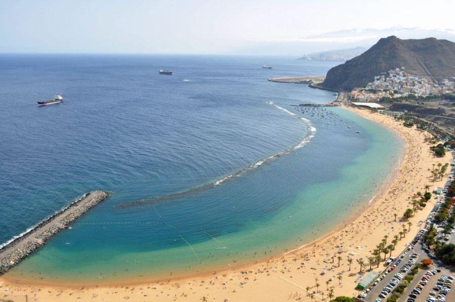 Playa de las Teresitas_Vacanta in Tenerife
