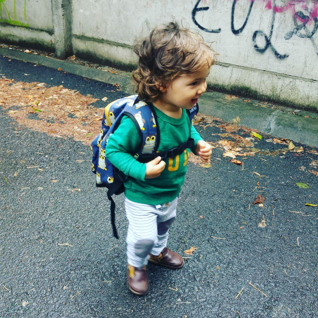 De ce merge copilul meu la gradinita de la 1 an si 6 luni