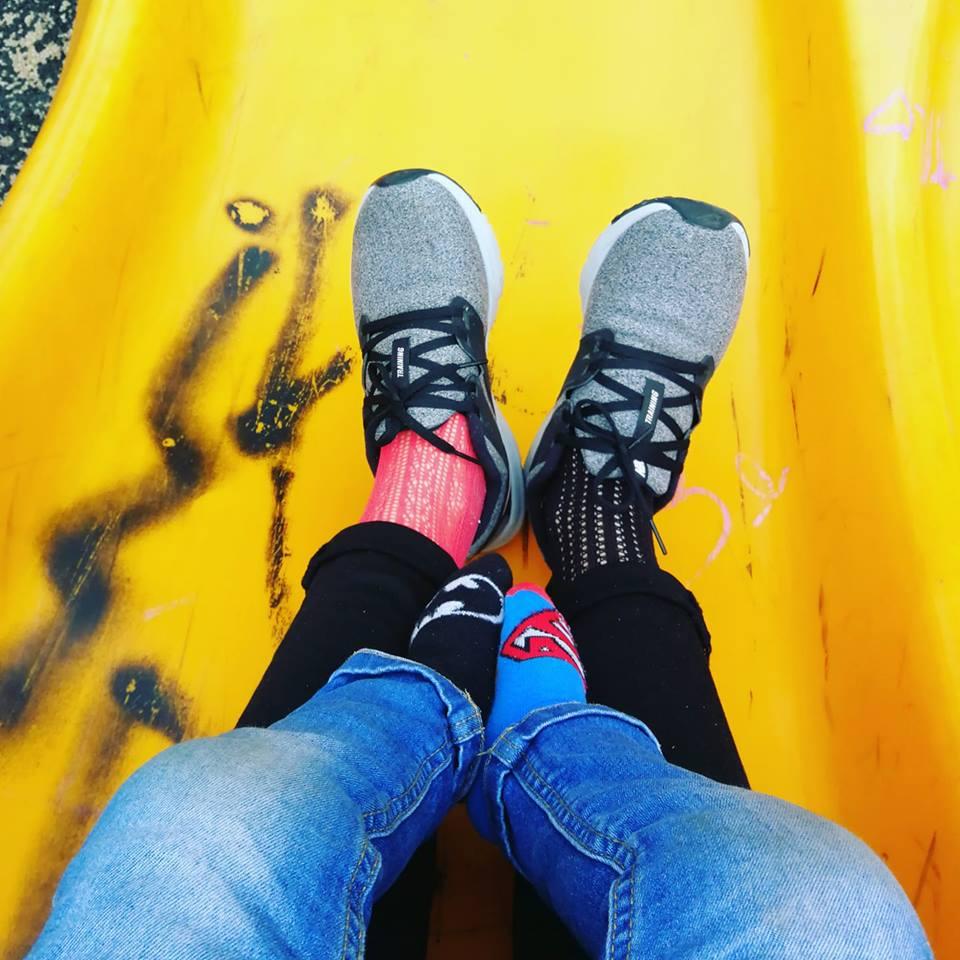 #Socksy. De ziua oamenilor cu Sindrom Down