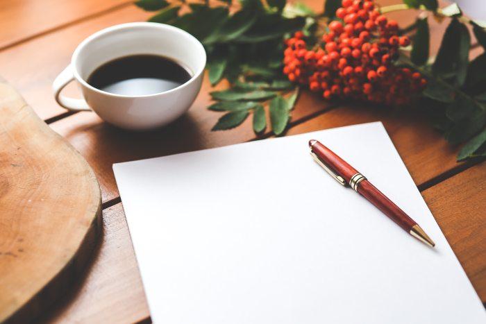Writing, creating