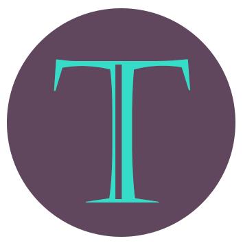 Thoughtfulicious blog logo, Oana Harrison
