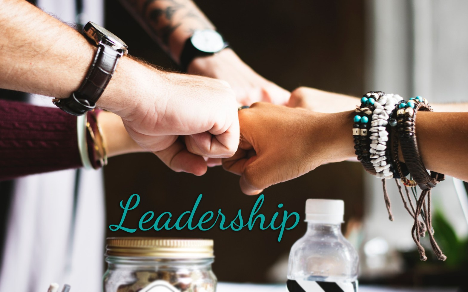 Leadership Fist Bump Oana Harrison Blog