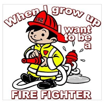 Tu ce vrei sa te faci când vei fi mare pompier oanahrp