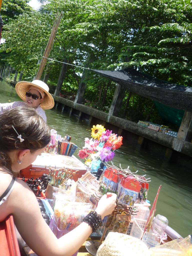 floating market bagkok
