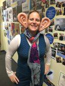 Sandrine ears