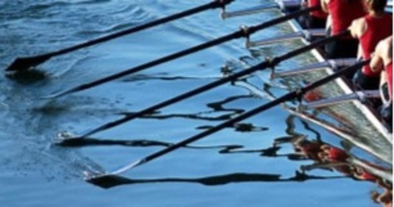 Oars forward