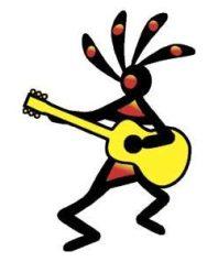 Kokopelli-Musician