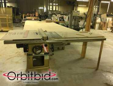Powermatic Model 63 Table Saw