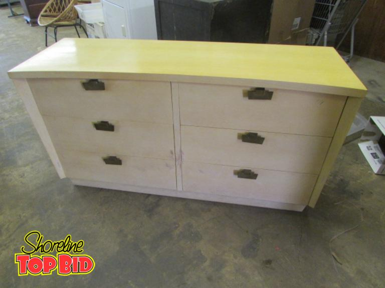 American Of Martinsville 6 Drawer Dresser