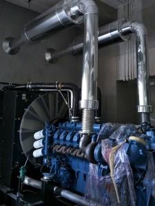 เครื่องกำเนิดไฟฟ้า ม.บูรพา 1250 kVA 2