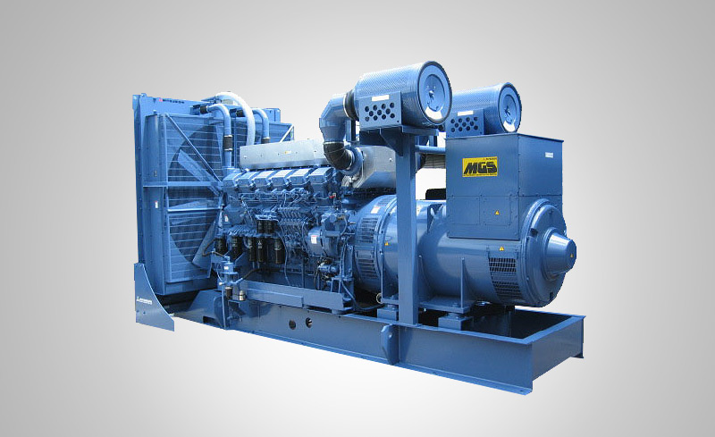 เครื่องกำเนิดไฟฟ้า Mitsubishi Generator